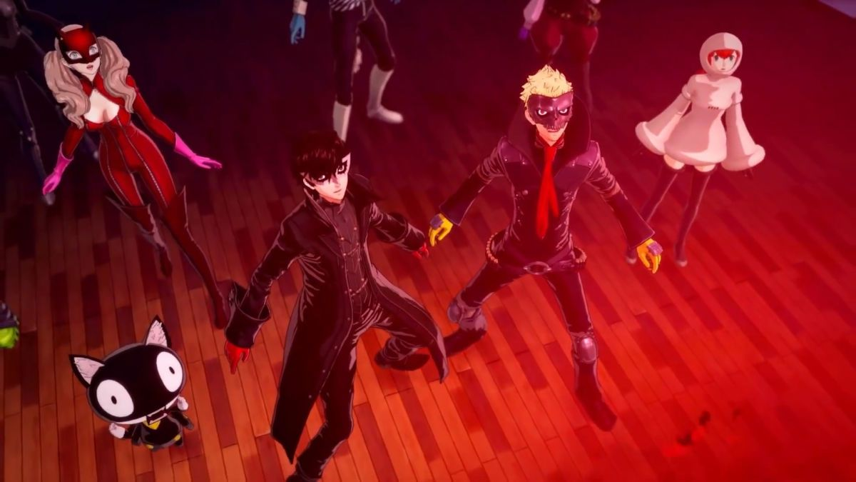 Persona 5 Strikers : Il arrive en occident