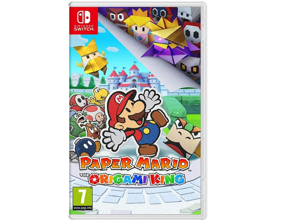 Précommande : Paper Mario - The Origami King sur Nintendo Switch