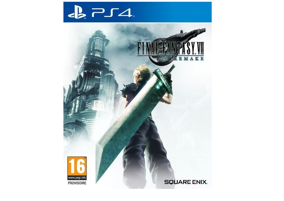 Bon Plan : Final Fantasy VII Remake sur PS4 à 47,29 euros (au lieu de 69,99...)