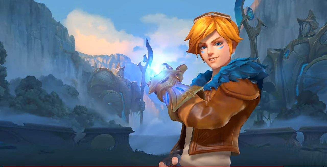 League of Legends Wild Rift : Trailer d'annonce