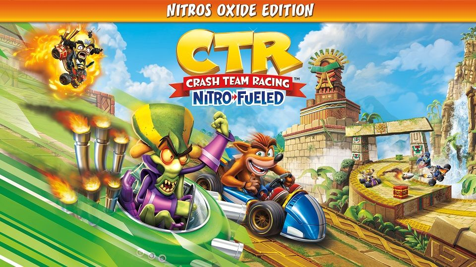Bon Plan : Crash Team Racing Nitro Fueled édition Nitros Oxide sur PS4 à 34,99 euros (au lieu de 59,99...)