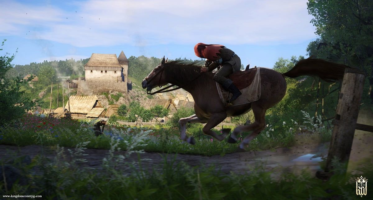Kingdom Come - Deliverance : Un mode Hardcore disponible !