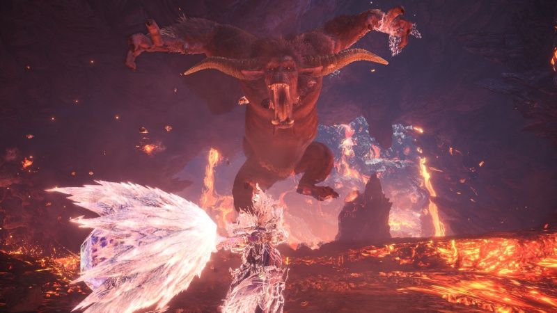 Monster Hunter World : Un déluge de nouveautés !