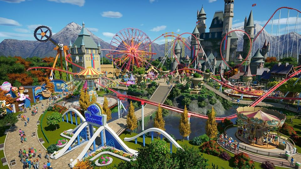 Planet Coaster - Console Edition : Désormais disponible !