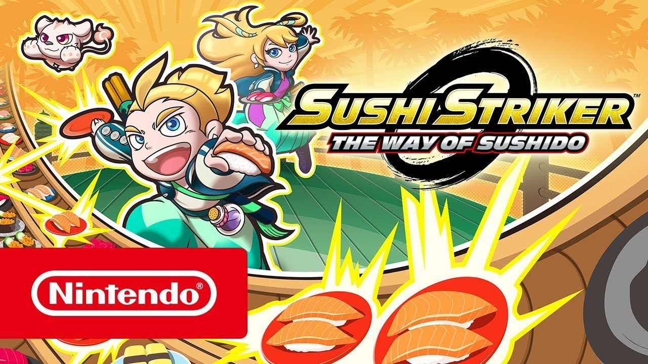 Bon Plan : Sushi Striker The Way of Sushido sur Switch à 11,02 euros (au lieu de 29,99...)