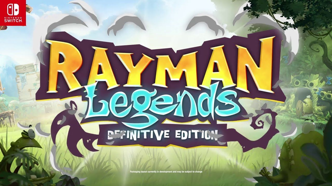 Bon Plan : Rayman Legends Definitive sur Switch à 19,12 euros (au lieu de 39,99...)