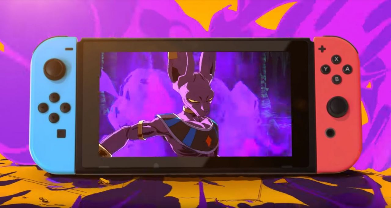Dragon Ball FighterZ : Confirmé sur Switch