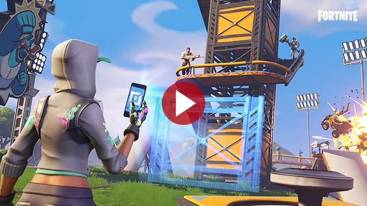 Fortnite : Epic Games présente Fortnite Creative