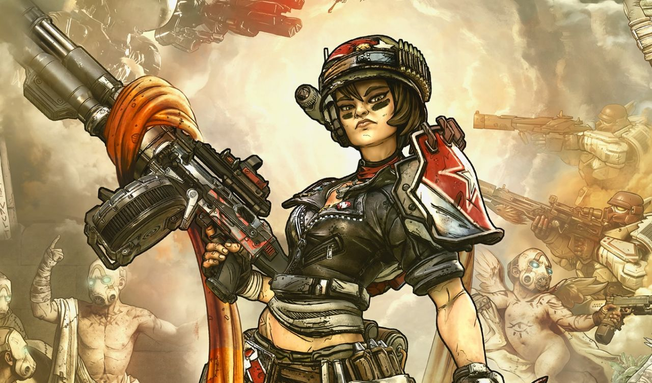 BORDERLANDS 3 : Le trailer officiel du personnage 'Moze'