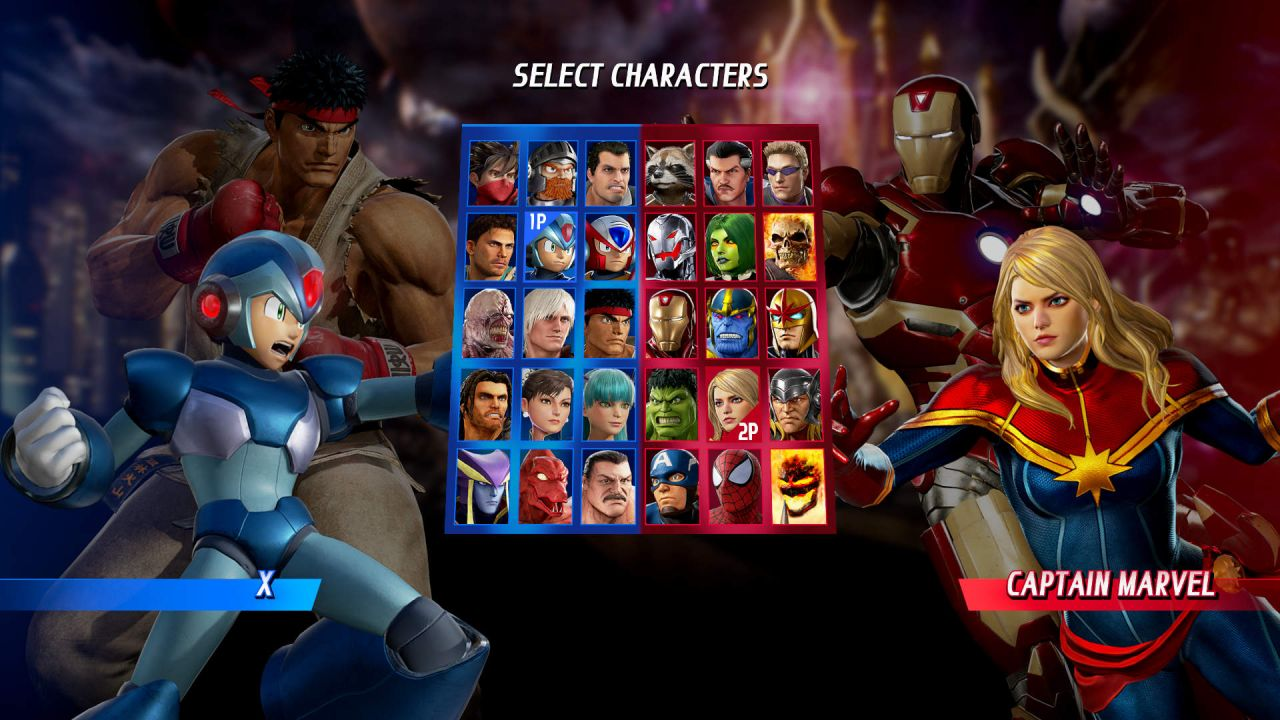 Bon Plan : Marvel vs Capcom Infinite sur PS4 à 7,99 euros (au lieu de 19,99...)