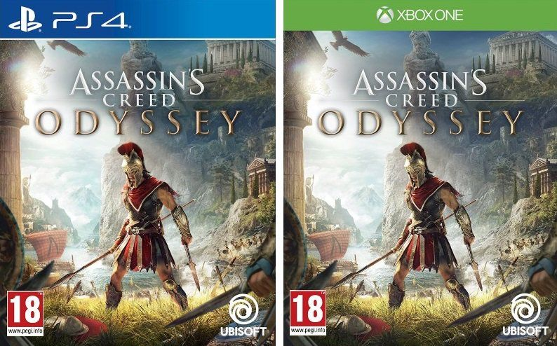 Bon Plan : Assassin's Creed Odyssey sur PS4 et Xbox One à 44,99 euros (au lieu de 69,99...)