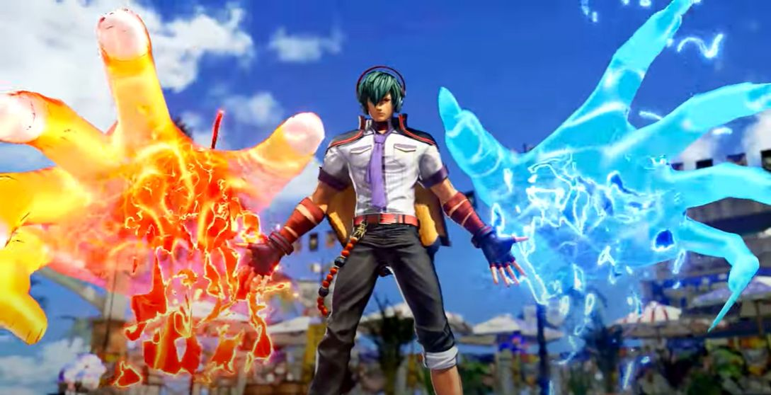 The King of Fighters XV : Le trailer tant attendu !