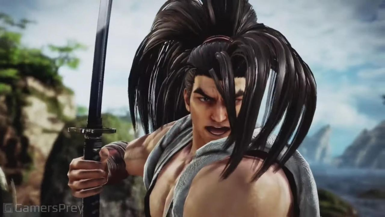 Soul Calibur 6 : trailer de Haohmaru