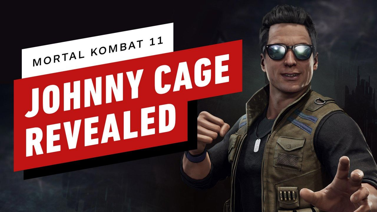 Mortal Kombat 11 : Trailer de Johnny Cage