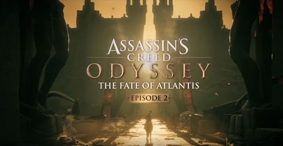 Assassin's Creed Odyssey : L'Episode 2 du Destin de l'Atlantide est disponible