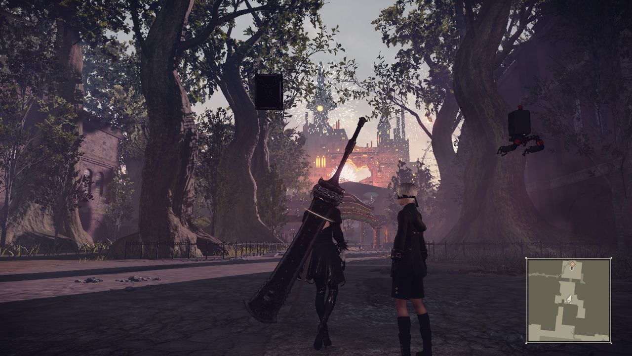 NieR : Automata BECOME AS GODS Edition