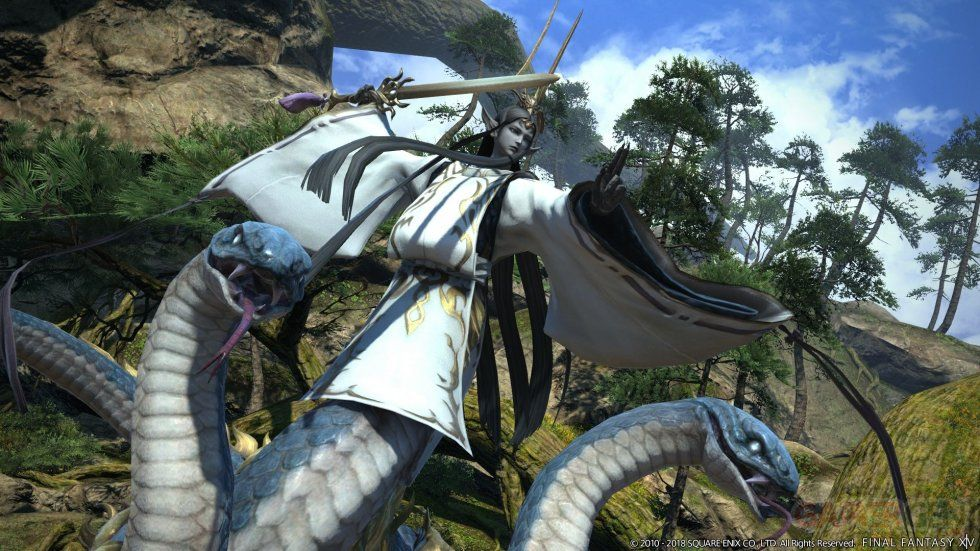 Final Fantasy XIV : Stormblood : A Requiem for Heroes dévoile son contenu
