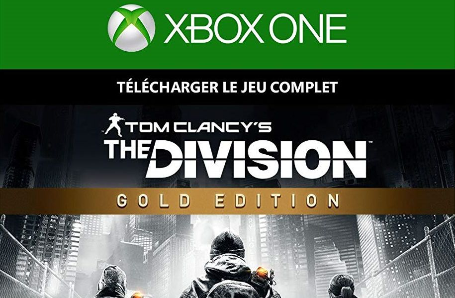 Bon Plan : The Division Gold Edition sur Xbox One à 27 euros (au lieu de 89,99...)