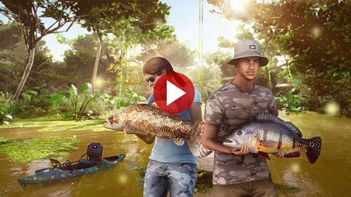 Fishing Sim World PRO TOUR : Pêcher au Pérou est désormais possible