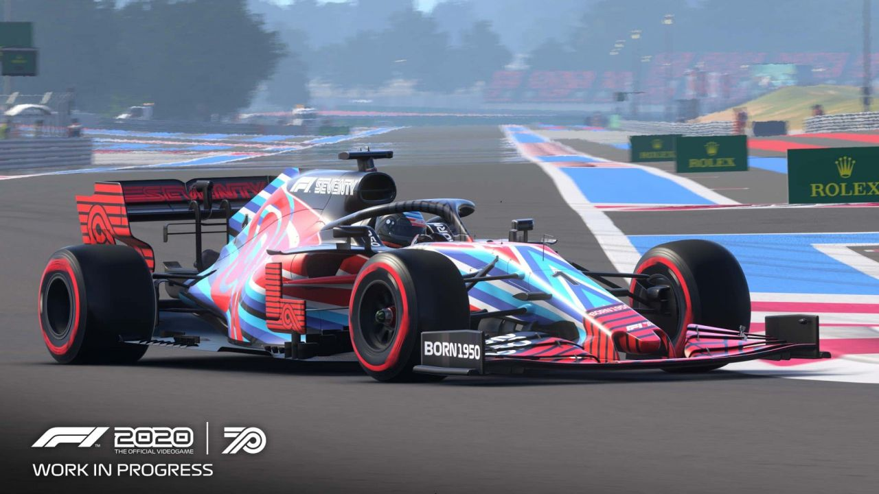F1 2020 : Une version d'essai gratuite, et on en profite pour vous montrer notre test sur le jeu !