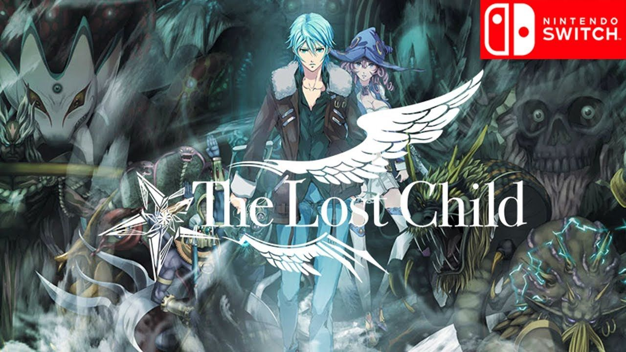 Bon Plan : The Lost Child sur Nintendo Switch à 28,99 euros (au lieu de 49,99...)