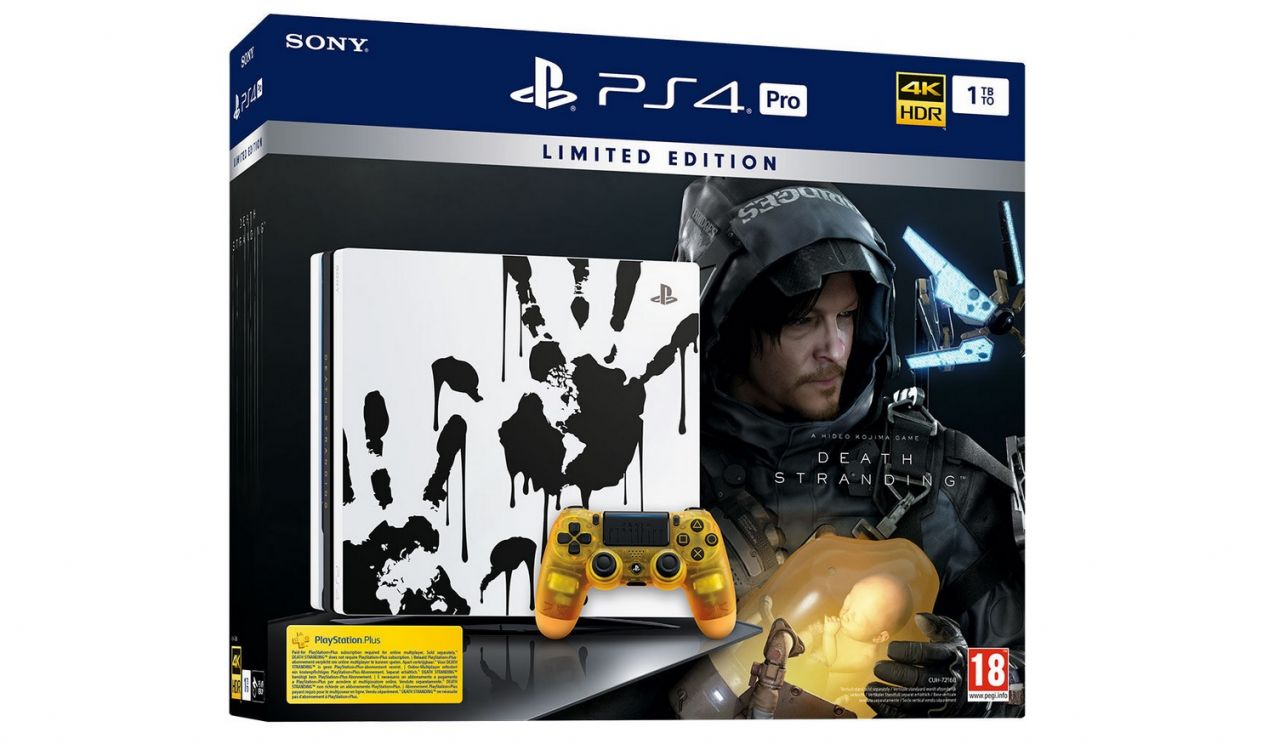 Console Death Stranding - PS4 PRO de 1To : On fait le point sur les disponibilités !