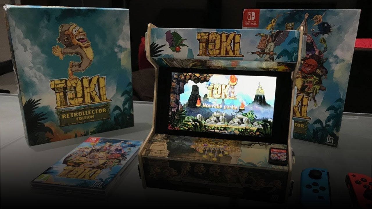 Bon Plan : Toki Collector's Edition Switch à 19,99 euros (au lieu de 49,99...)