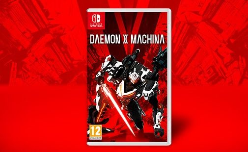 Bon Plan : Daemon X Machina sur Nintendo Switch à 32,40 euros (au lieu de 59,99...)