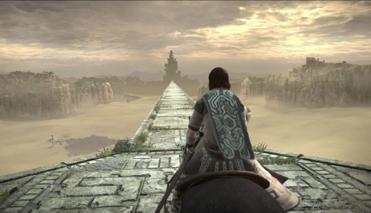 Bon Plan PS4 : Shadow of the Colossus à 19,90 euros (au lieu de 39,99...)