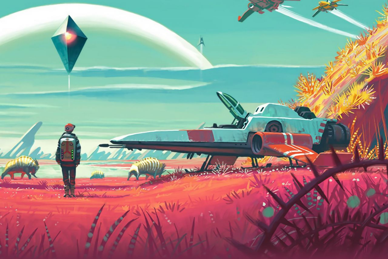 No Man's Sky NEXT : La mise à jour arrive avec la version Xbox One !