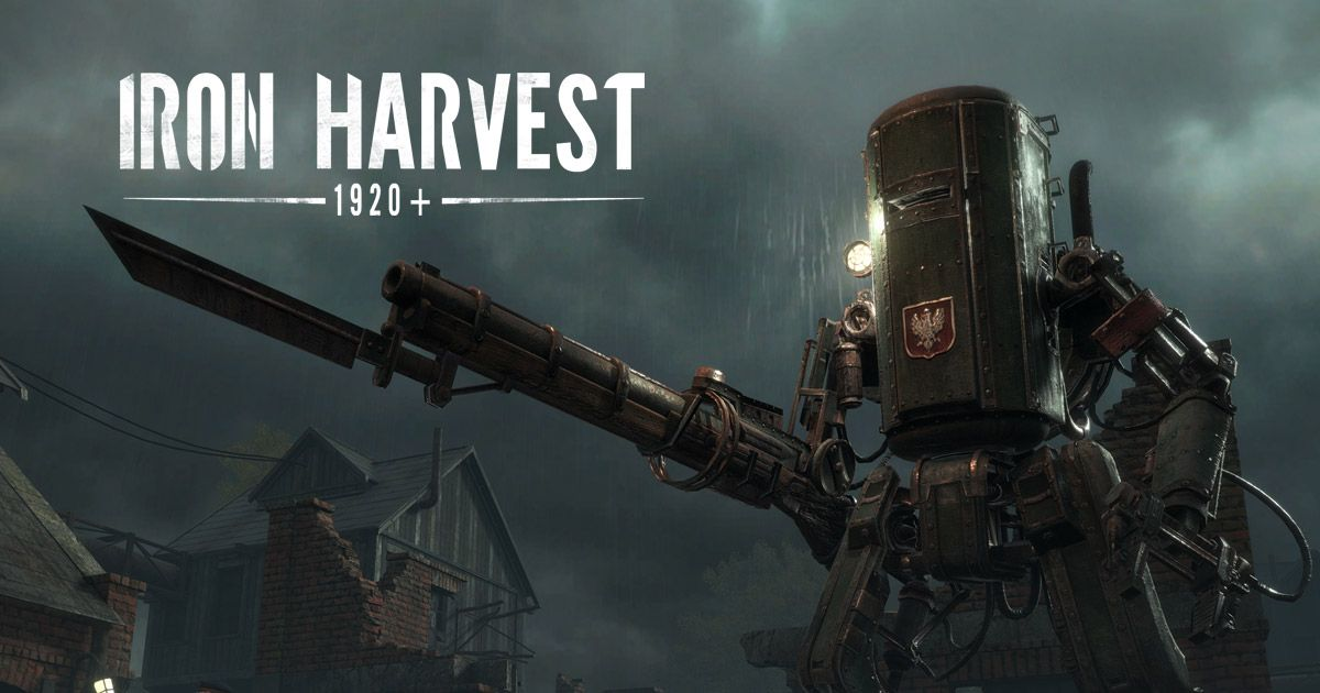 Gamescom 2019 : Iron Harvest sera jouable !