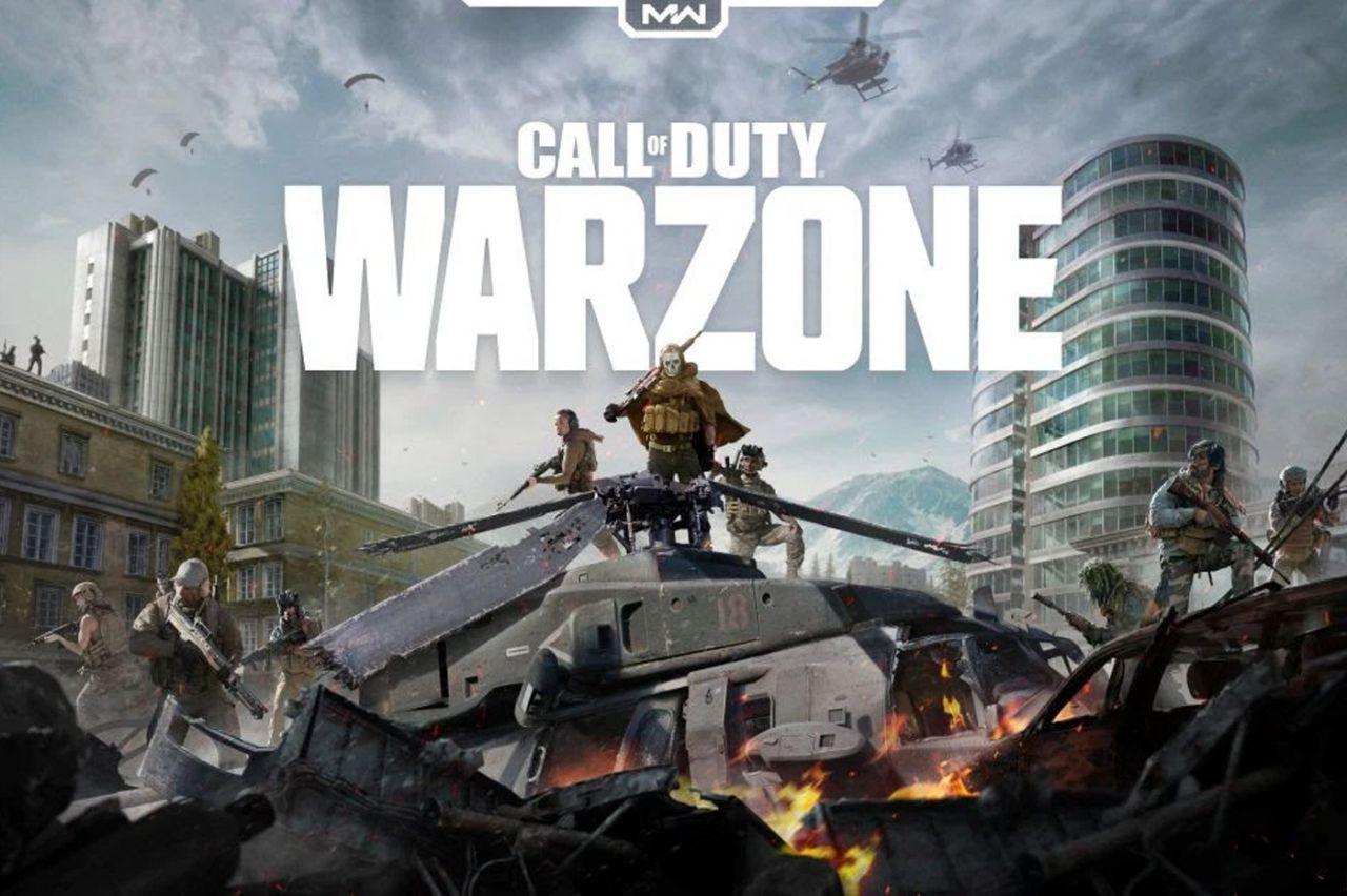 Call of Duty Warzone tape des records de fréquentation pour son lancement