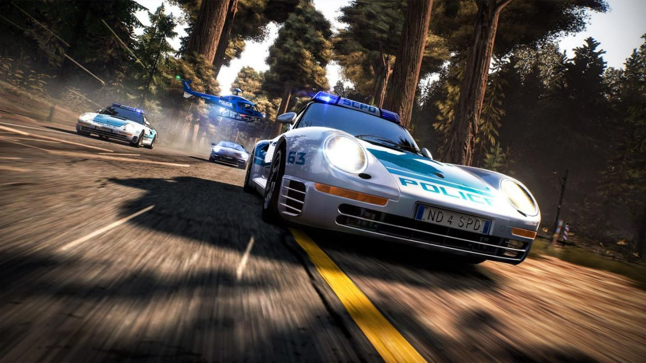 Need for Speed Hot Pursuit Remastered : Annoncé officiellement