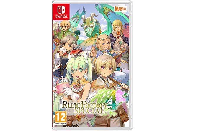 Bon Plan : Rune factory 4 Special sur Nintendo Switch à 29,99 euros (au lieu de 39,99...)