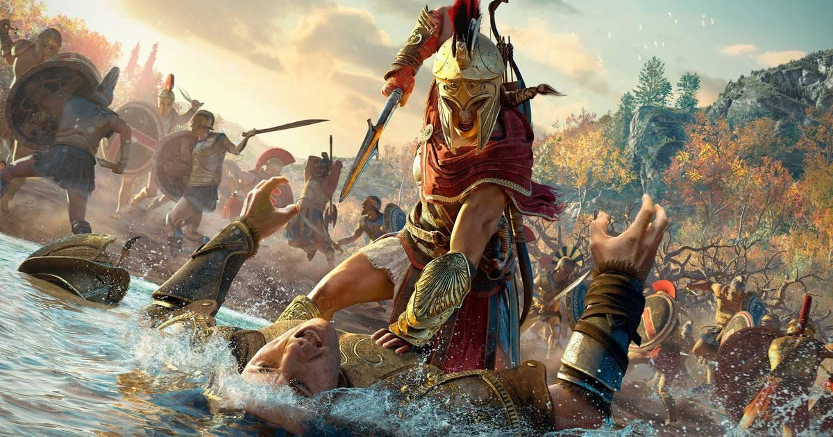 Bon Plan : Assassin's Creed Odyssey sur PS4 et Xbox One à 24,99 euros (au lieu de 49,99...)