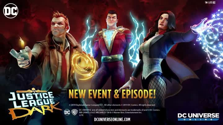 DC Universe Online accueille la Justice League Dark