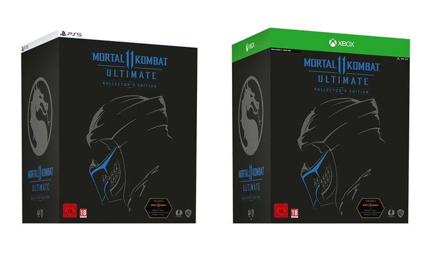 [EDIT] Précommande : Mortal Kombat 11 Ultimate Kollector Edition sur PS5 et XBOX Series