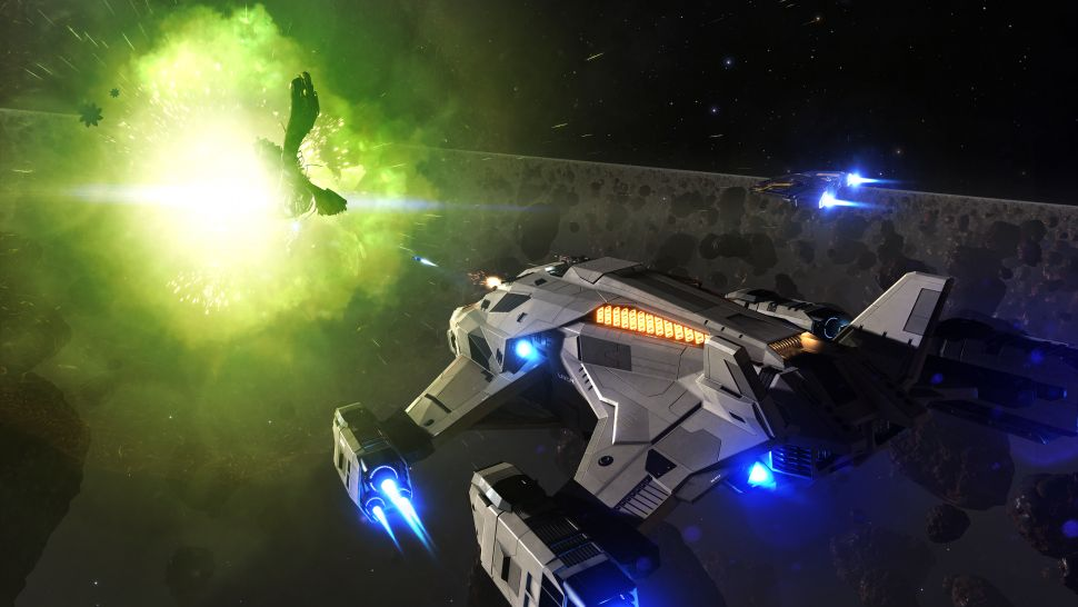 Gamescom 2018 : Elite Dangerous Beyond - Le 'Chapter Three' se dévoile !