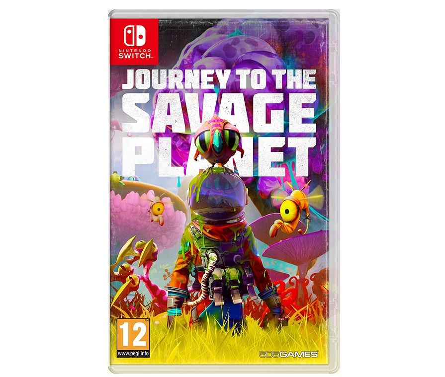 [EXPIRE] Bon Plan : Journey to the Savage Planet sur Switch à 14,99 euros (au lieu de 29,99...)