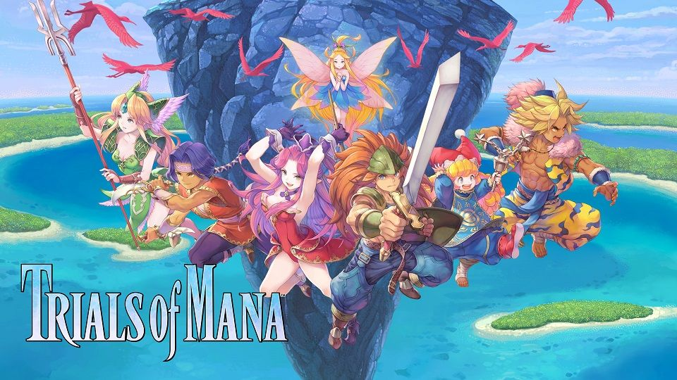 Bon Plan : Trials of Mana sur PS4 à 36,65 euros (au lieu de 49,99...)