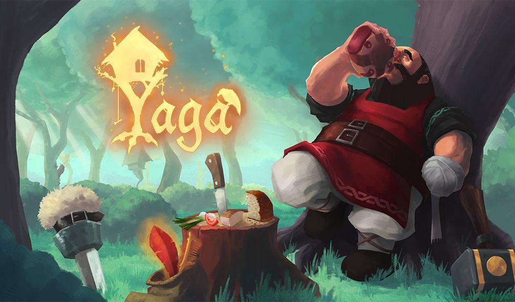 Yaga sort aujourd'hui sur consoles et PC