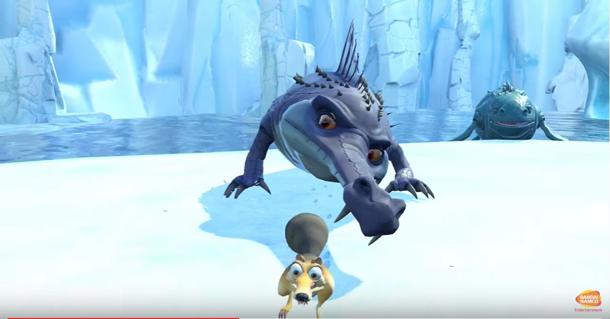 Ice Age Scrat's Nutty Adventure : Trailer d'annonce