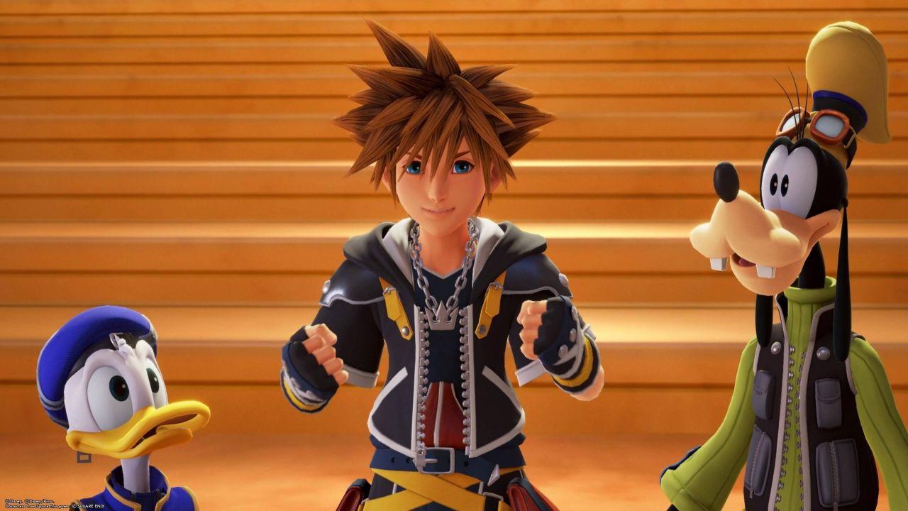 Bon Plan : Kingdom Hearts 3 sur PS4 et Xbox One à 27,99 euros (au lieu de 69,98...)