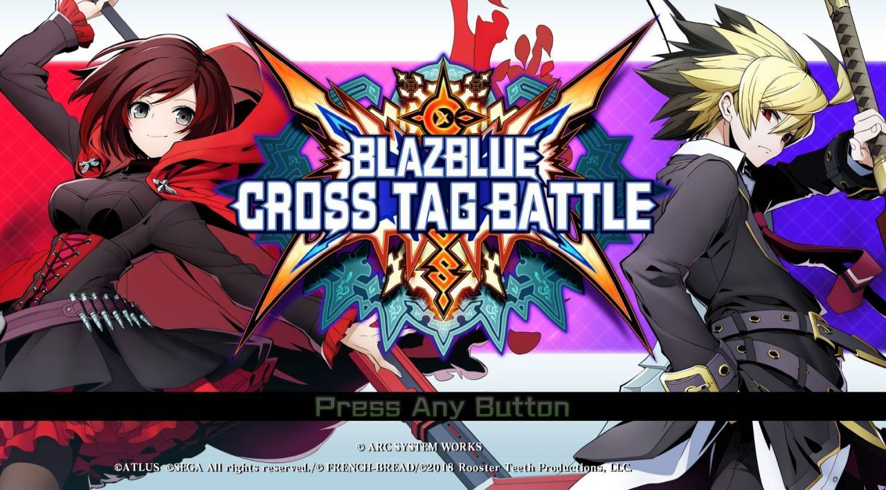 Bon Plan : BlazBlue Cross Tag Battle sur Nintendo Switch à 31,99 euros (au lieu de 49,99....)