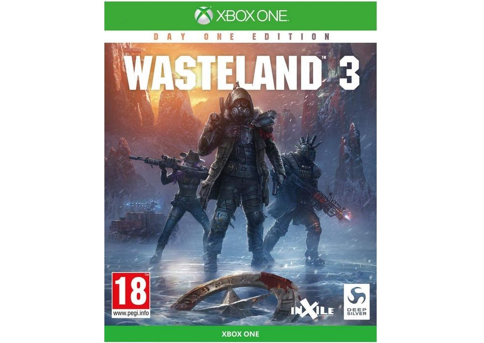 [EDIT]Bon Plan : Wasteland 3 en Day One Edition sur Xbox One à 32,05 euros (au lieu de 59,99...)