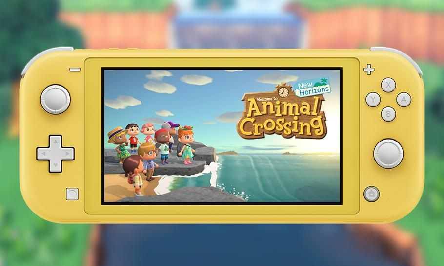 Bon Plan : Animal Crossing New Horizons sur Switch à 44,49 euros (au lieu de 61,99...)