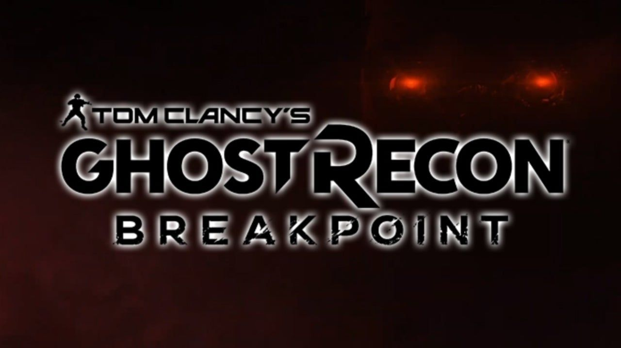 Ghost Recon Breackpoint tease son Live Event Terminator