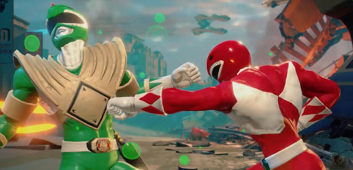 Power Rangers Battle for the grid : Trailer d'annonce