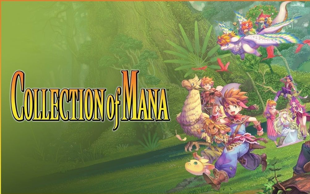 Bon Plan : Version physique limitée de Collection of Mana sur Nintendo Switch (PAL)