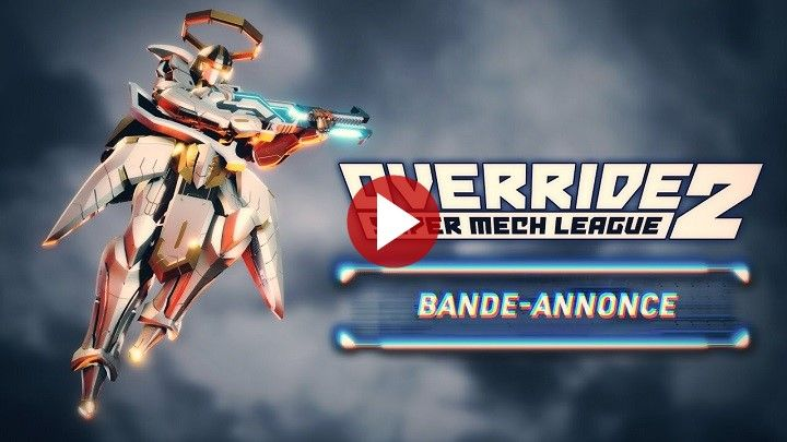 Override 2 : La Super Mech League sort sur PS5, Xbox Series X, PS4, Xbox One, Switch, et PC en décembre 2020